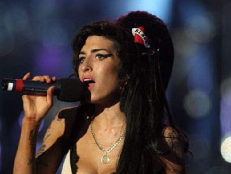 Amy Winehouse in June 2008