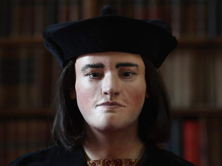 The Richard III Society Reveal A Facial Reconstruction Of Richard III