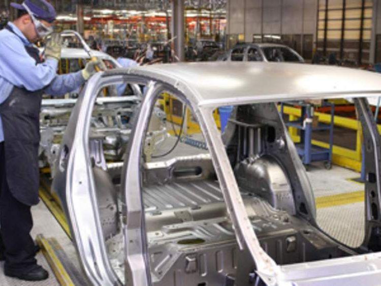 Brazilian car factory worker