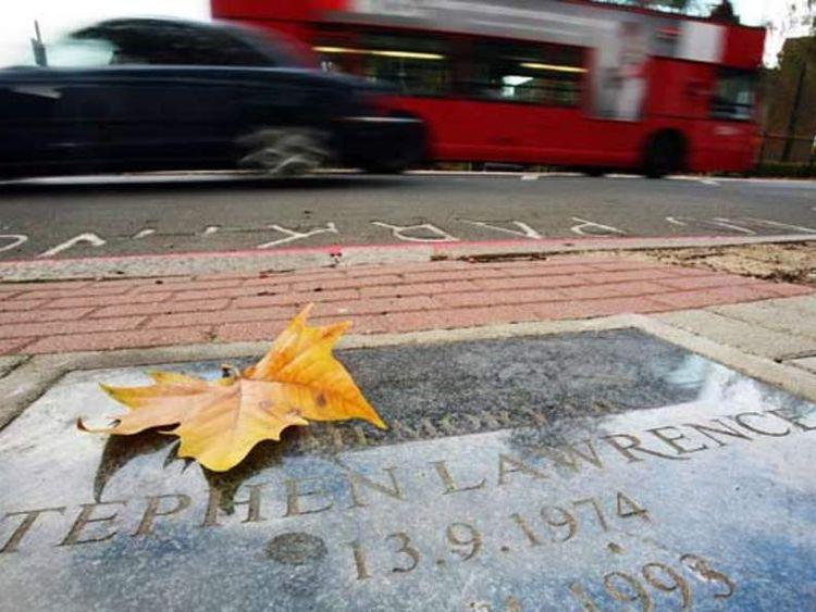 Stephen Lawrence memorial