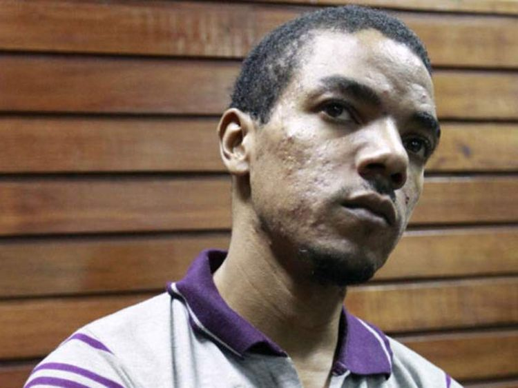 Jermaine Grant appears in court in Mombasa