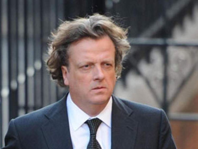 Daily Mirror Editor Richard Wallace