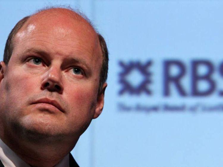 RBS Chief Executive Stephen Hester