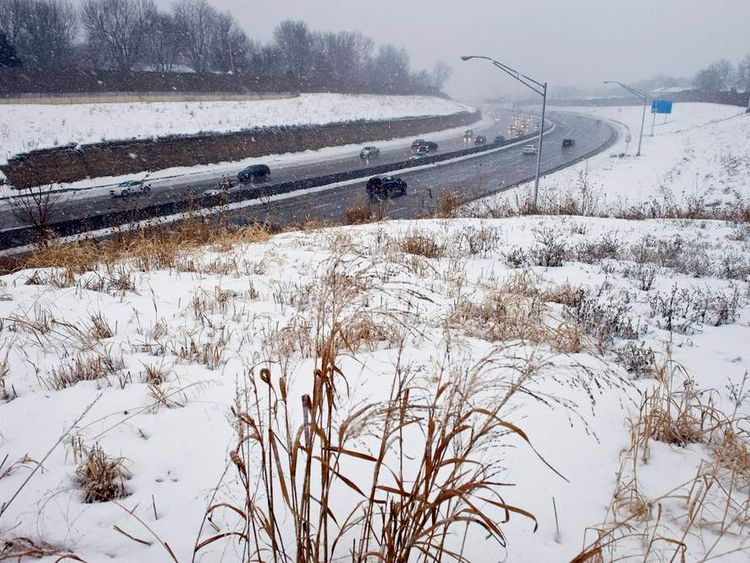 Midwest Hammered By Second Major Snowstorm