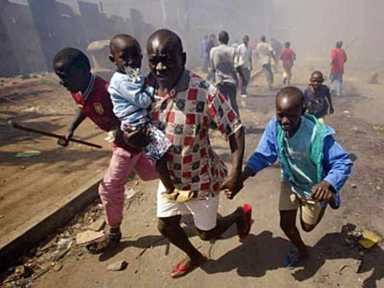 pg kenya violence riot election dispute update 7