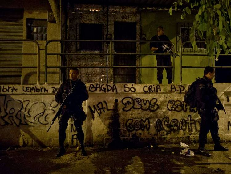 Brazil crime