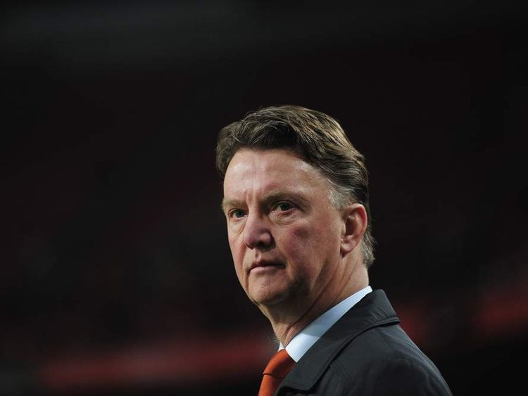 Men Tipped For Manchester United Job If David Moyes Sacked Louis Van Gaal