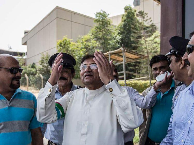 Pervez Musharraf returns to Pakistan