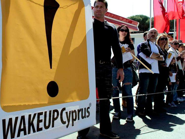 Cyprus Seeks EU Bailout To Avert Financial Crisis