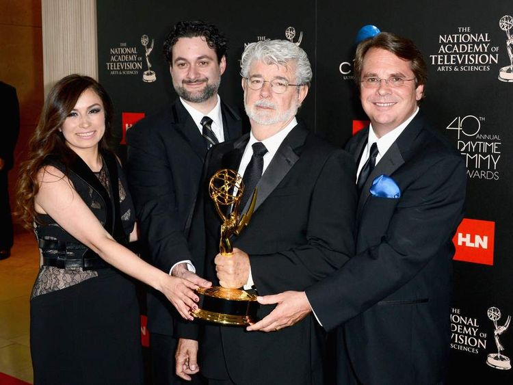 The 40th Annual Daytime Emmy Awards - Press Room
