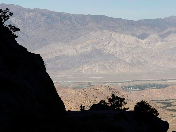 Annual Badwater Ultra Marathon Held In Death Valley's Extreme Heat