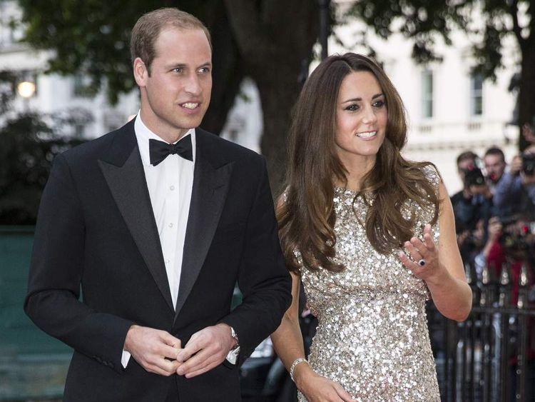 090114 Kate Birthday, Duchess of Cambridge, royal, wedding, Royal Society, September 2013