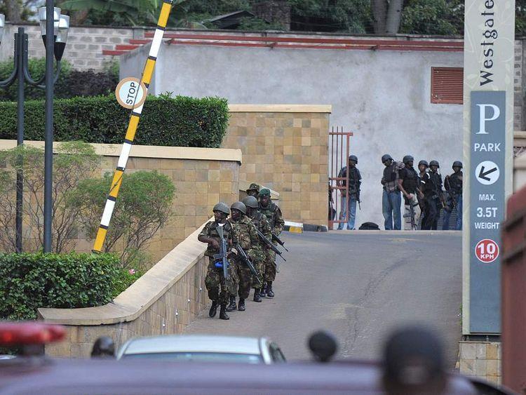 Nairob: Shabaab attack Westgate Shopping Centre
