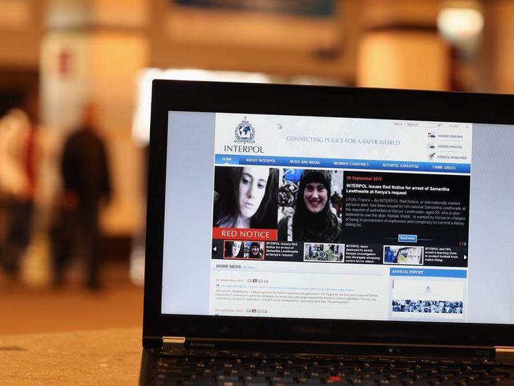 Interpol Issue 'Red Notice' For Arrest Of Samantha Lewthwaite