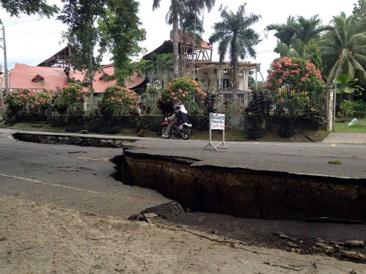 At Least 20 Dead In Philippines Earthquake