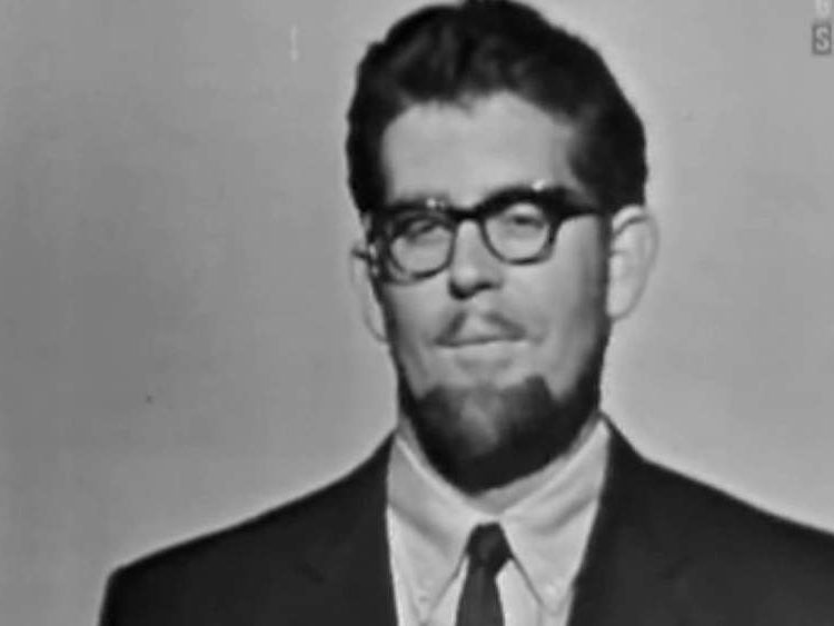 Rolf Harris on TV in the 1960s