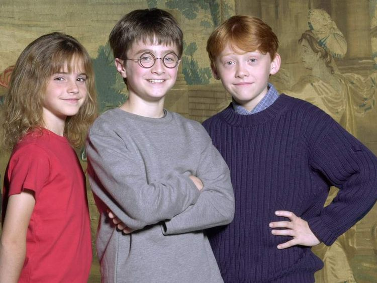 J.K. Rowling Books Goes To The Big Screen