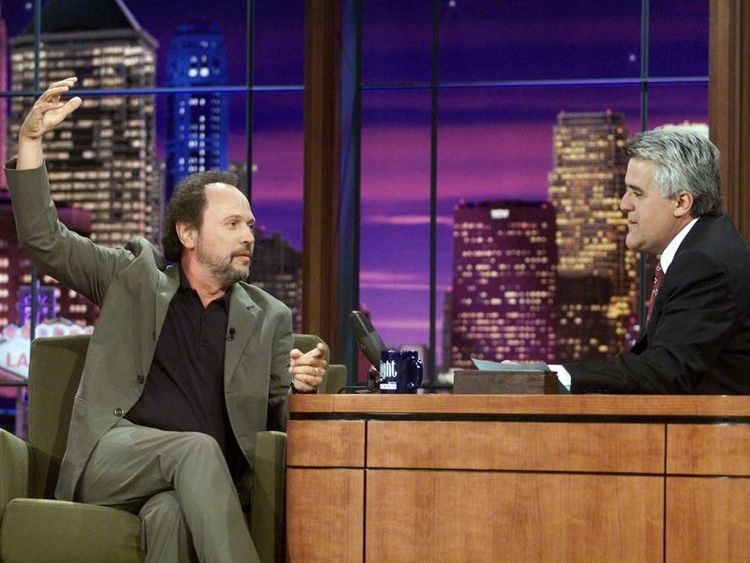 The Tonight Show with Jay Leno, Billy Crystal