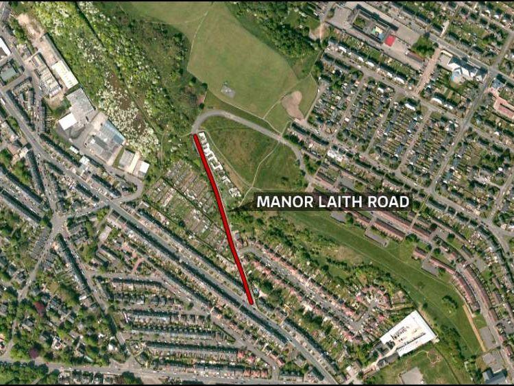 Manor Laith Road, Sheffield