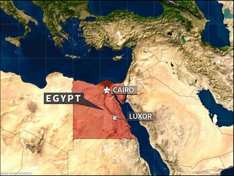Egypt Balloon Crash