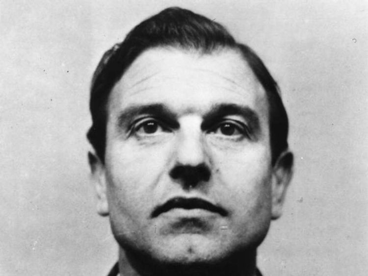 Soviet secret agent George Blake