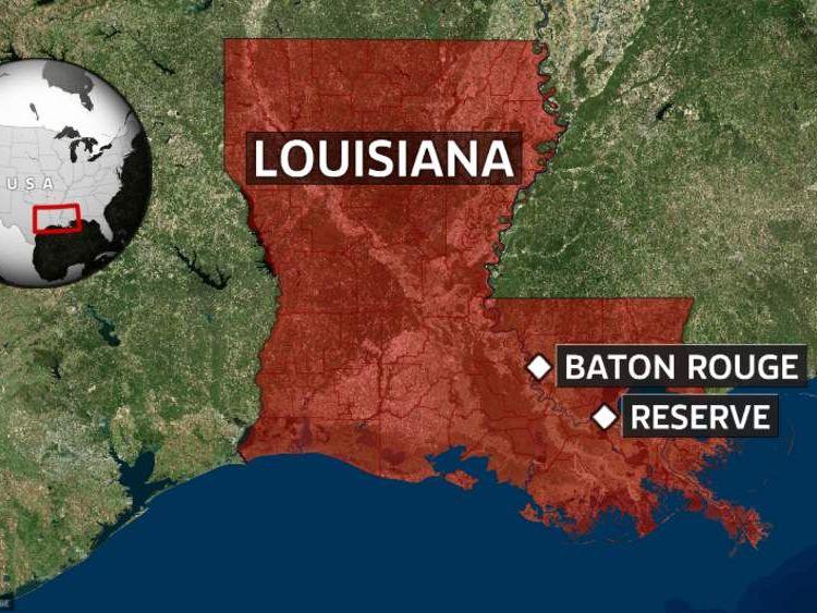 Reserve in Louisiana