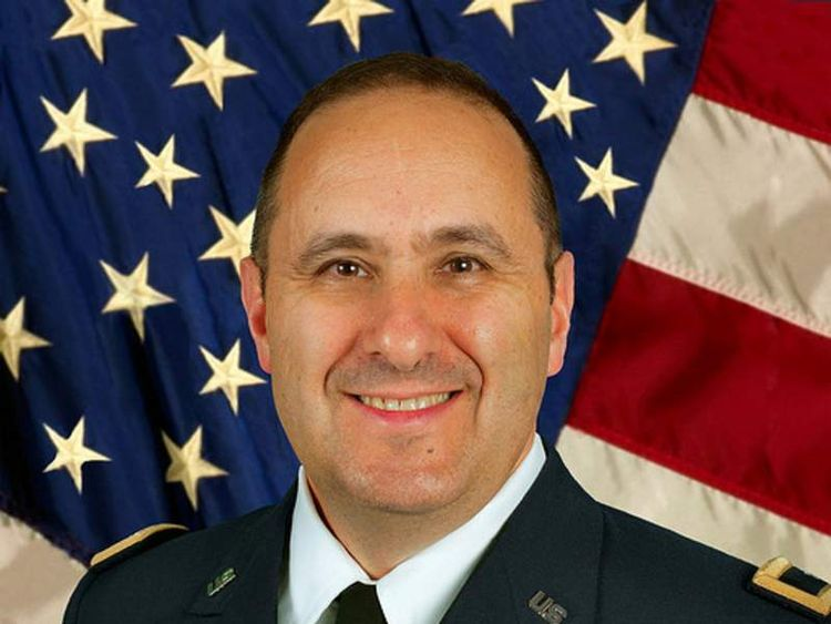 Major General Harold Greene was killed in an 'insider attack' on a base in Afghanistan. Pic: US Army RDECOM/flickr