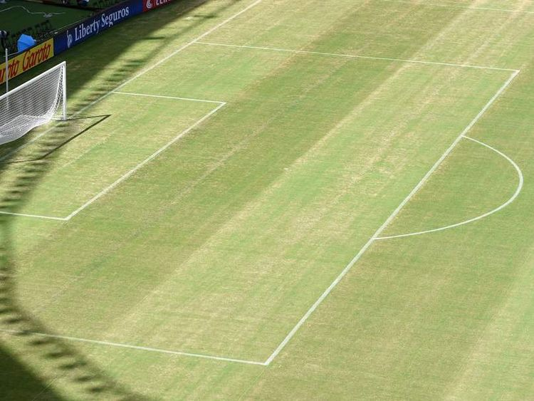 World Cup Manaus Stadium Where England Will Play