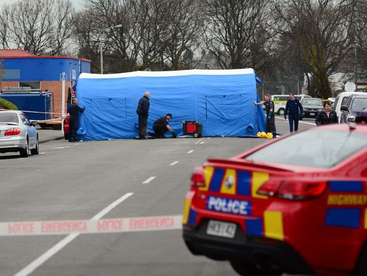 Two People Shot Dead At Ashburton Work And Income Centre
