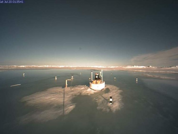 Images courtesy of the North Pole Environmental Observatory