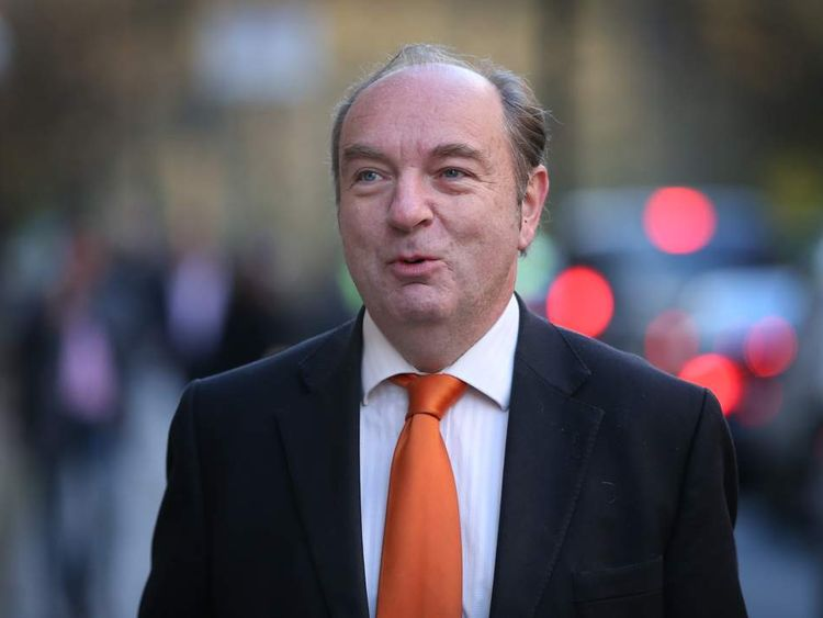 Liberal Democrat MP Norman Baker Resigns As A Home Office Minister