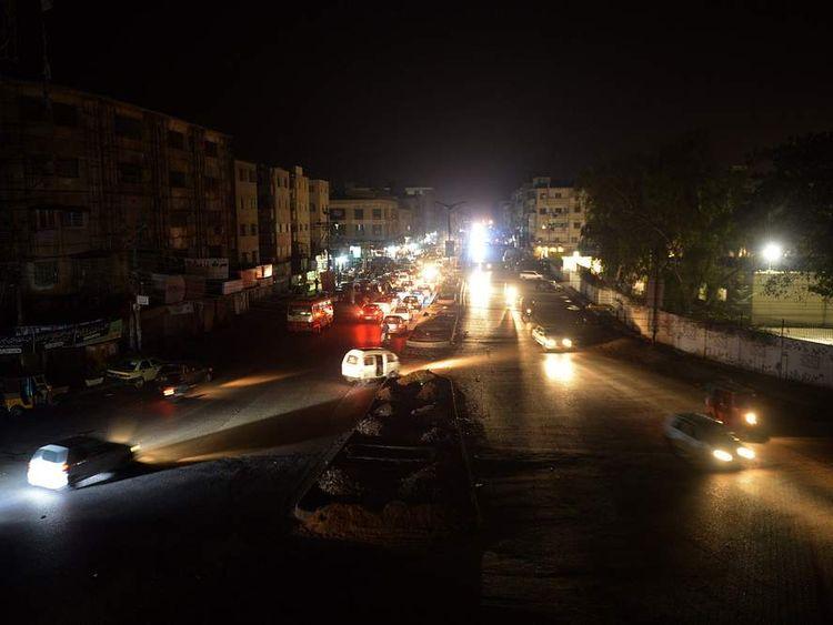 PAKISTAN-ENERGY-ELECTRICITY-UNREST
