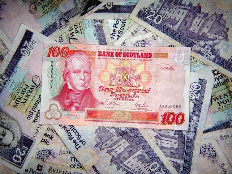 Scotland Pound