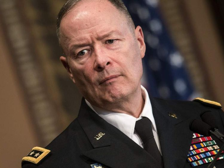 Director of the NSA Keith Alexander