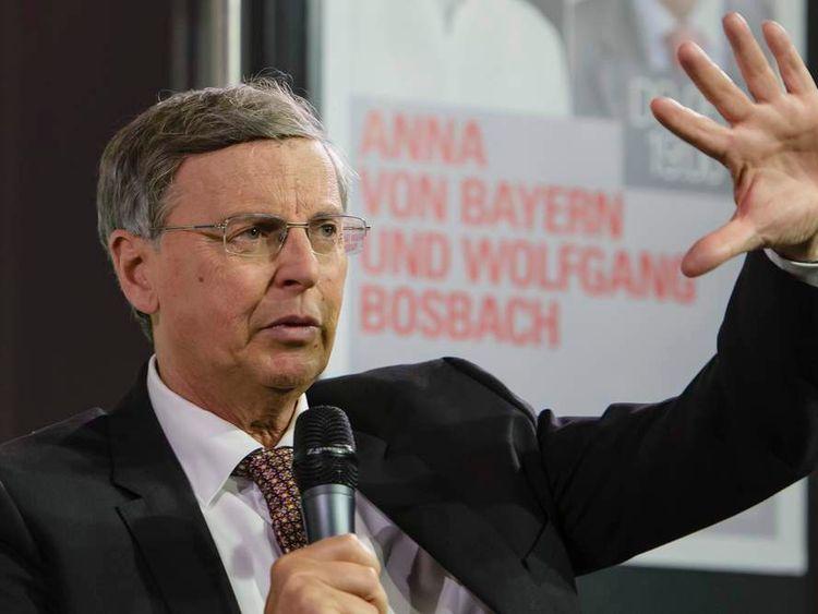 German politician Wolfgang Bosbach.