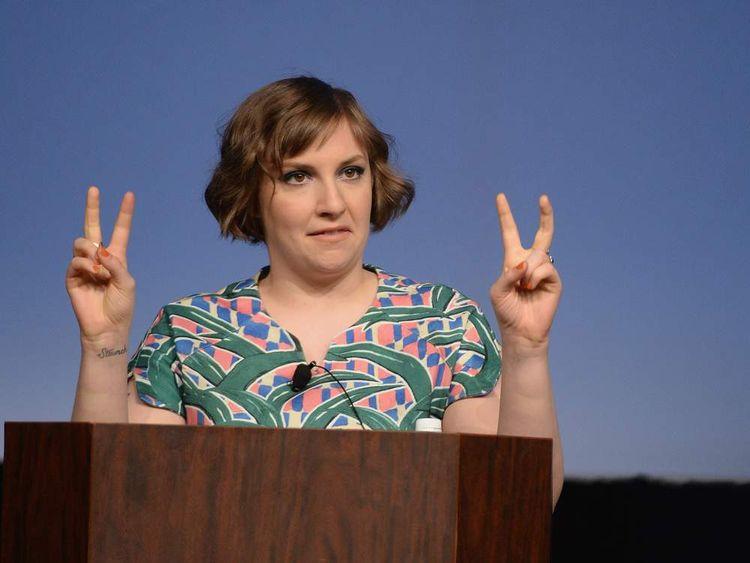 Lena Dunham SXSW
