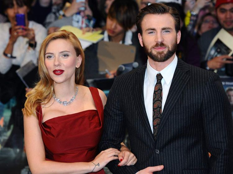 """Captain America: The Winter Soldier"" - UK Film Premiere - Red Carpet Arrivals"