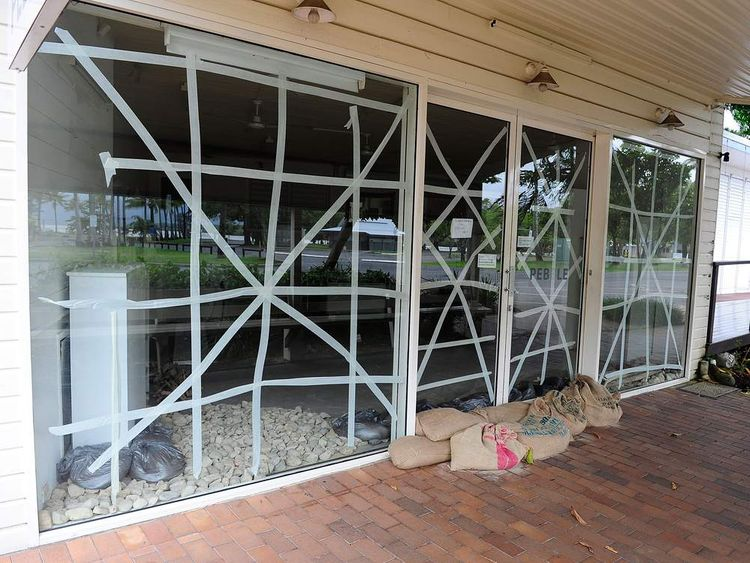 Residents prepare as Cyclone Ita approaches northern Queensland