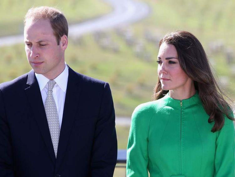The Duke And Duchess Of Cambridge Tour Australia