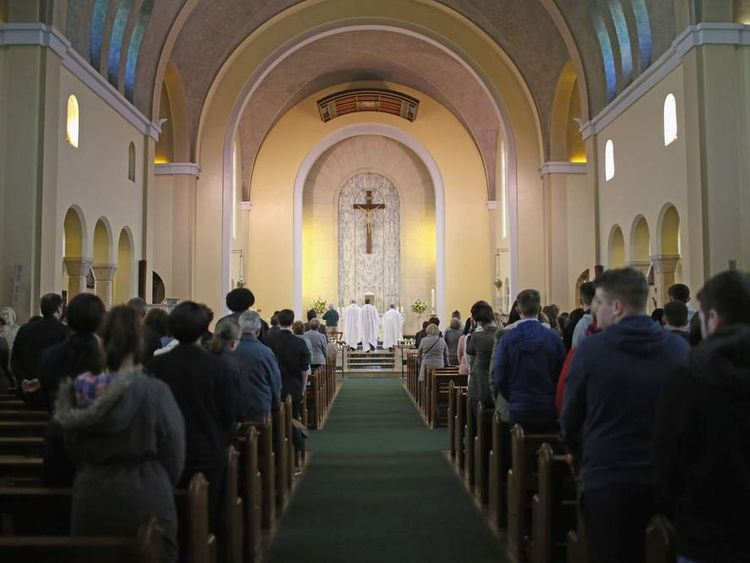 Mass Held To Remember Fatally Stabbed Teacher Anne Maguire