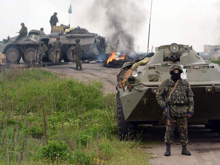 UKRAINE-RUSSIA-POLITICS-CRISIS-SLAVYANSK