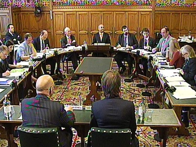 Home Affairs Select Committee