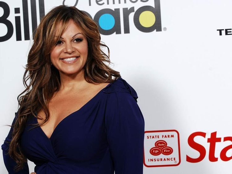 Jenni Rivera at the 2009 Billboard Latin Music Awards