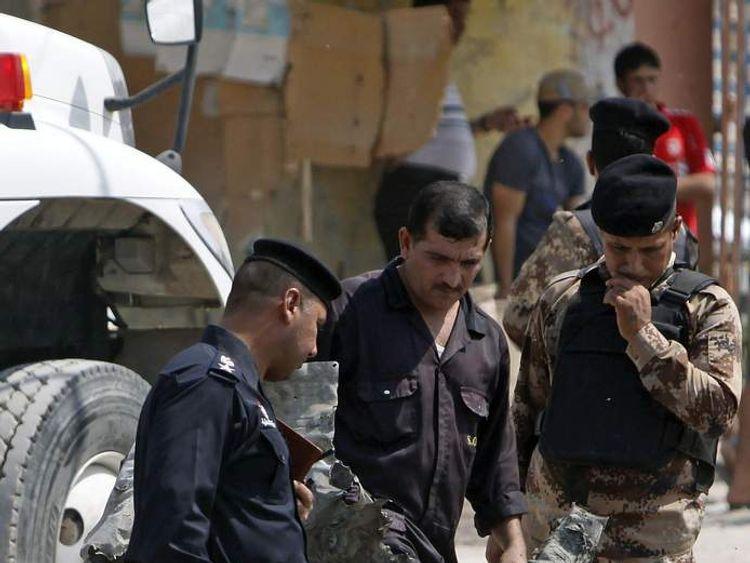 Car bomb attack in Basra