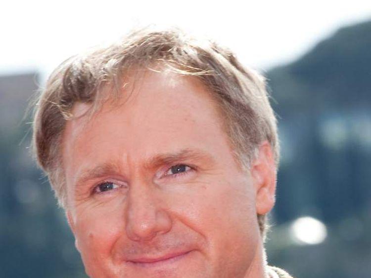 Dan Brown, author.