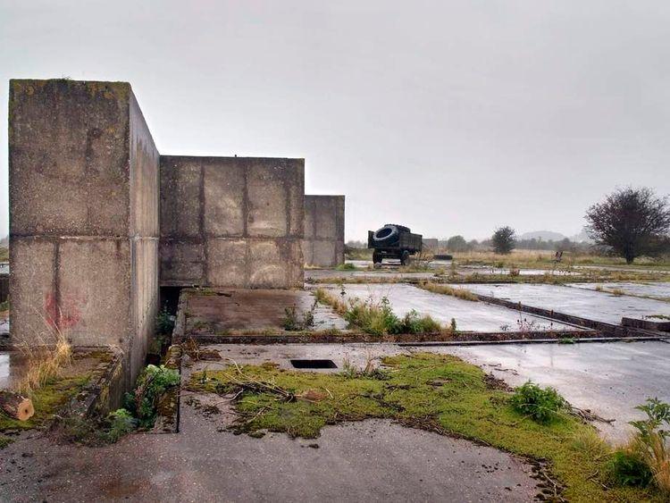 Former RAF Harrington