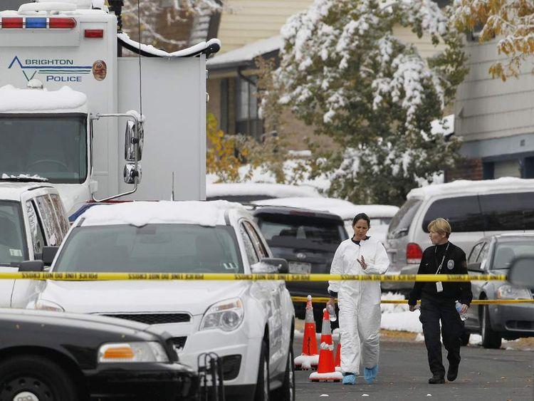 Jessica Ridgeway suspect Austin Reed Sigg's home