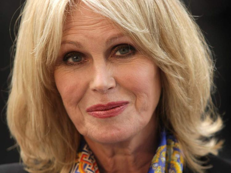 Actress Joanna Lumley talks about her romantic encounter with Leonardo DiCaprio.