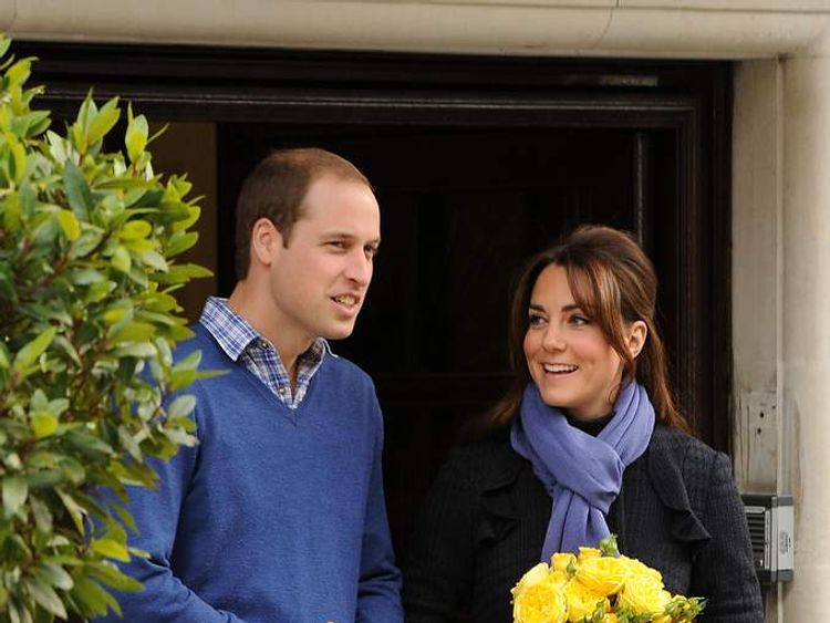 Duchess of Cambridge expecting