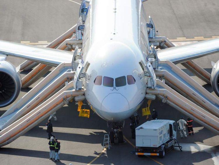 All Nippon Airways Dreamliner Emergency Landing